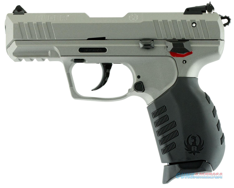 "Ruger SR22 .22 LR 3.5"" 10+1 Silver Cerakote - New in Box!  Guns > Pistols > Ruger Semi-Auto Pistols > SR Family > SR22"