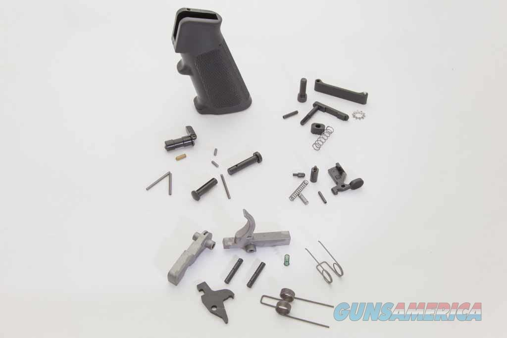 AR15 Complete Lower Parts Kit with Stainless Steel Hammer and Trigger  Non-Guns > Gun Parts > M16-AR15 > Upper Only