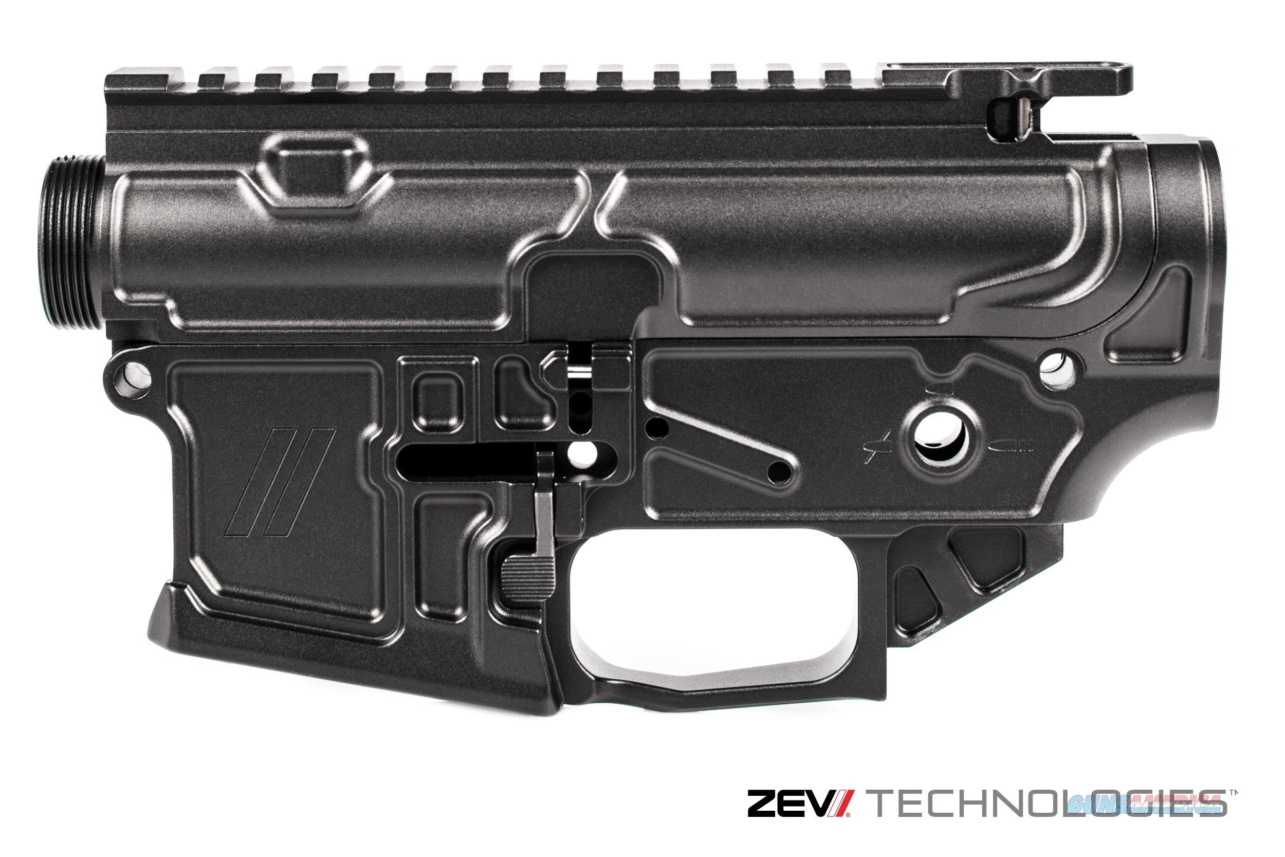 ZEV Technologies AR15 Billet Receiver Set  Guns > Rifles > AR-15 Rifles - Small Manufacturers > Lower Only