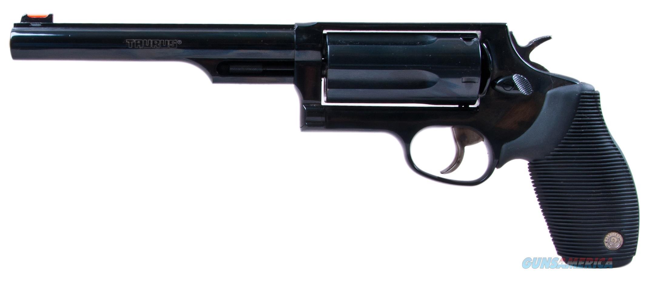 "Taurus Judge Tracker Magnum 410/45 LC 6.5"" 5 Shot - New in Box  Guns > Pistols > Taurus Pistols > Revolvers"
