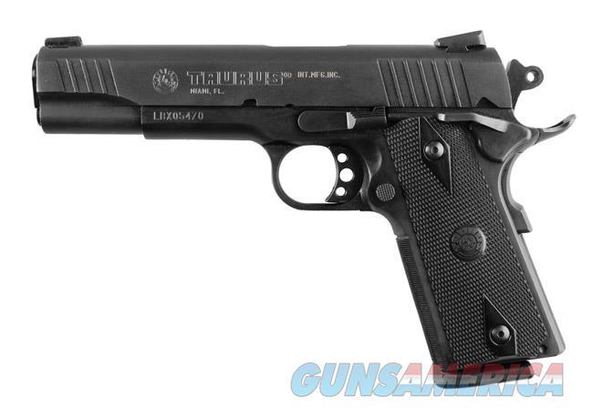 "Taurus 1911 Standard .45 ACP 5"" 8+1 - New in Box  Guns > Pistols > Taurus Pistols > Semi Auto Pistols > Steel Frame"