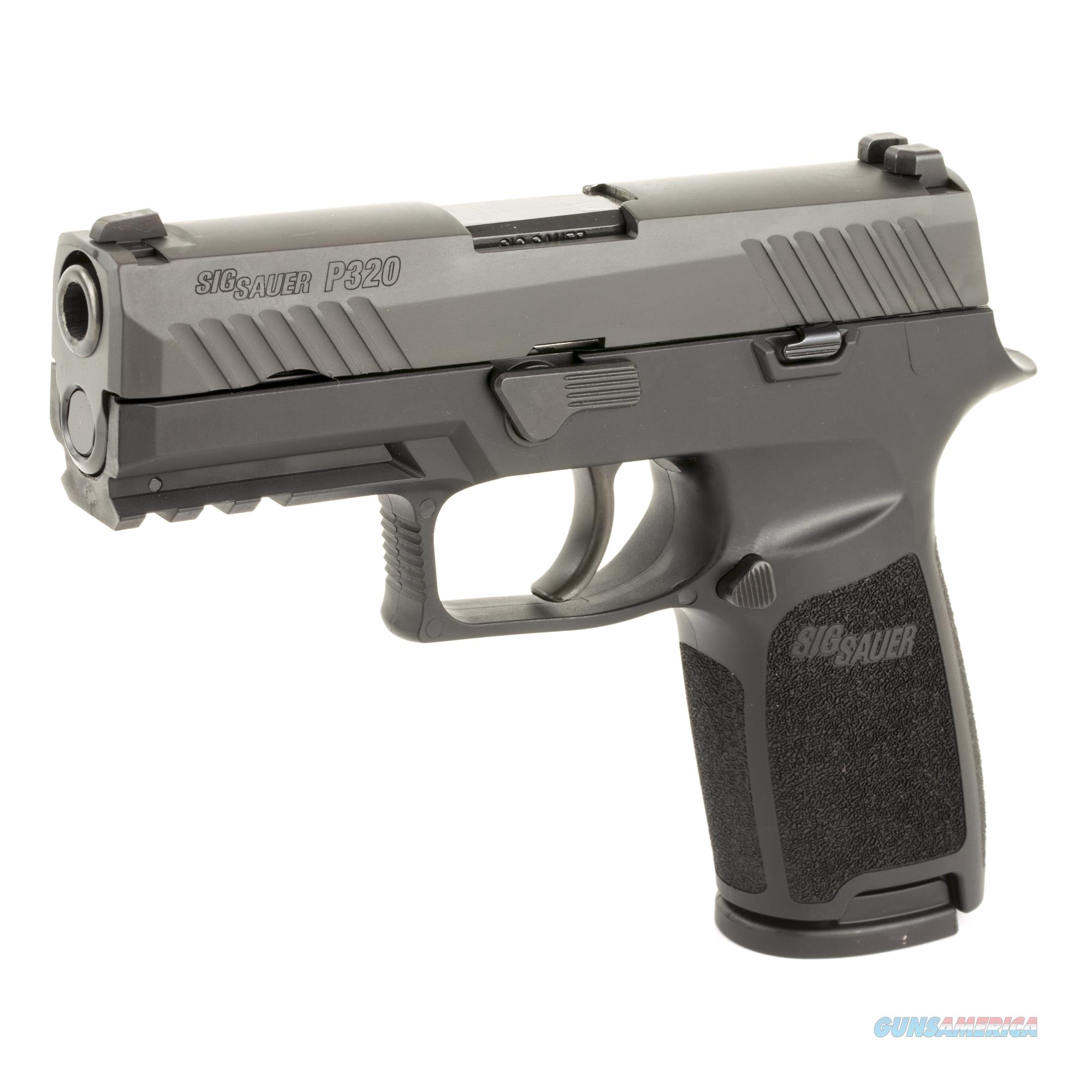 """Sig Sauer P320 Carry .357 Sig 3.9"""" 14+1 - Night Sights - New in Case  Guns > Pistols > Sig - Sauer/Sigarms Pistols > P320"""