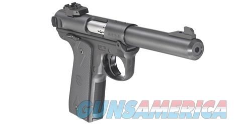 "Ruger 40107 Mark IV .22LR 5.5"" 10+1 - New in Box  Guns > Pistols > Ruger Semi-Auto Pistols > Mark I/II/III/IV Family"