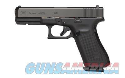 "Glock G17 Gen5 9mm 4.49"" 10+1 - New in Case  Guns > Pistols > Glock Pistols > 17"