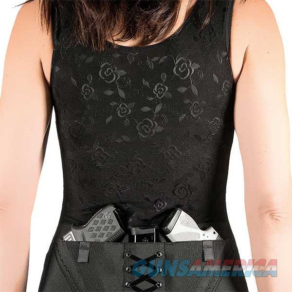 Can Can Classic Corset Holster Black - Large  Non-Guns > Holsters and Gunleather > Concealed Carry