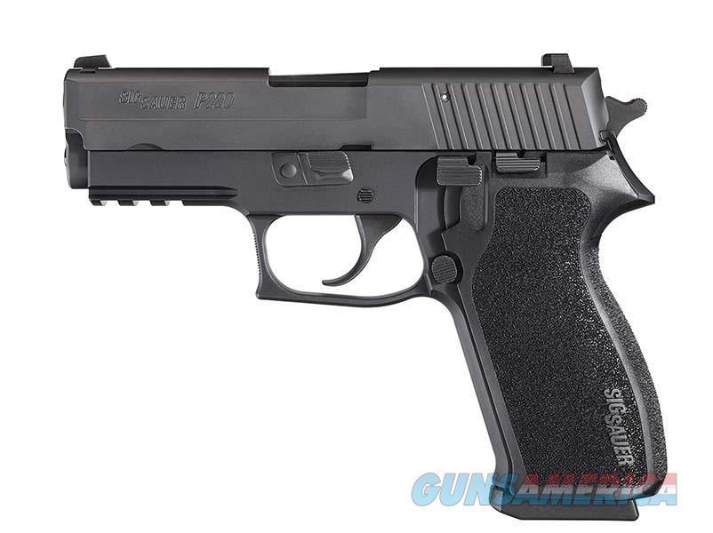 "Sig Sauer P220 Carry .45 ACP 3.9"" 8+1 - New in Box  Guns > Pistols > Sig - Sauer/Sigarms Pistols > P220"