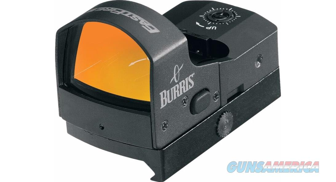 Burris FastFire III Reflex Red Dot Sight - Picatinny Mount - New in Box  Non-Guns > Scopes/Mounts/Rings & Optics > Tactical Scopes > Red Dot
