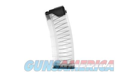 Lancer L5 Advanced Warfighter Magazine - Translucent Clear  Non-Guns > Gun Parts > M16-AR15 > Upper Only