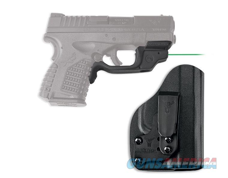 Crimson Trace Laserguard Springfield XDS Green Laser w/Blade-Tech Holster  Non-Guns > Scopes/Mounts/Rings & Optics > Non-Scope Optics > Other