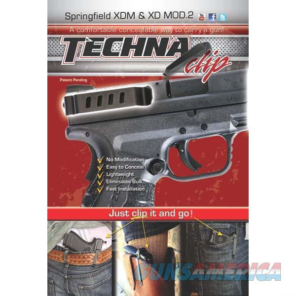 Techna Clip XDMBR Gun Belt Clip – Springfield Mod.2™or XDM, Right Side  Non-Guns > Holsters and Gunleather > Concealed Carry