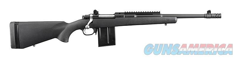 "Ruger Gunsite Scout 308 Win./7.62 16.1"" 10+1 - New in Box  Guns > Rifles > Ruger Rifles > #1 Type"