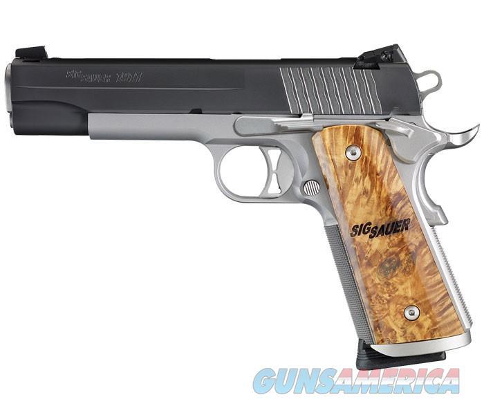 Sig Sauer 1911 STX – Full Size - New in Box  Guns > Pistols > Sig - Sauer/Sigarms Pistols > 1911