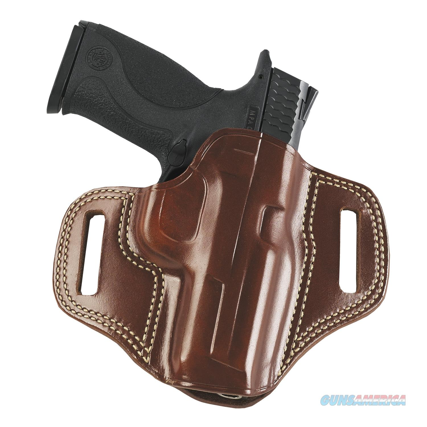CM226 Combat Master Belt Holster, Tan – Glock 19/23/32/36, Right Draw  Non-Guns > Holsters and Gunleather > Concealed Carry