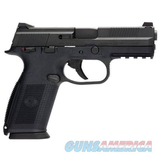 FNH USA FNS-9 9mm Pistol - New in Box  Guns > Pistols > FNH - Fabrique Nationale (FN) Pistols > High Power Type