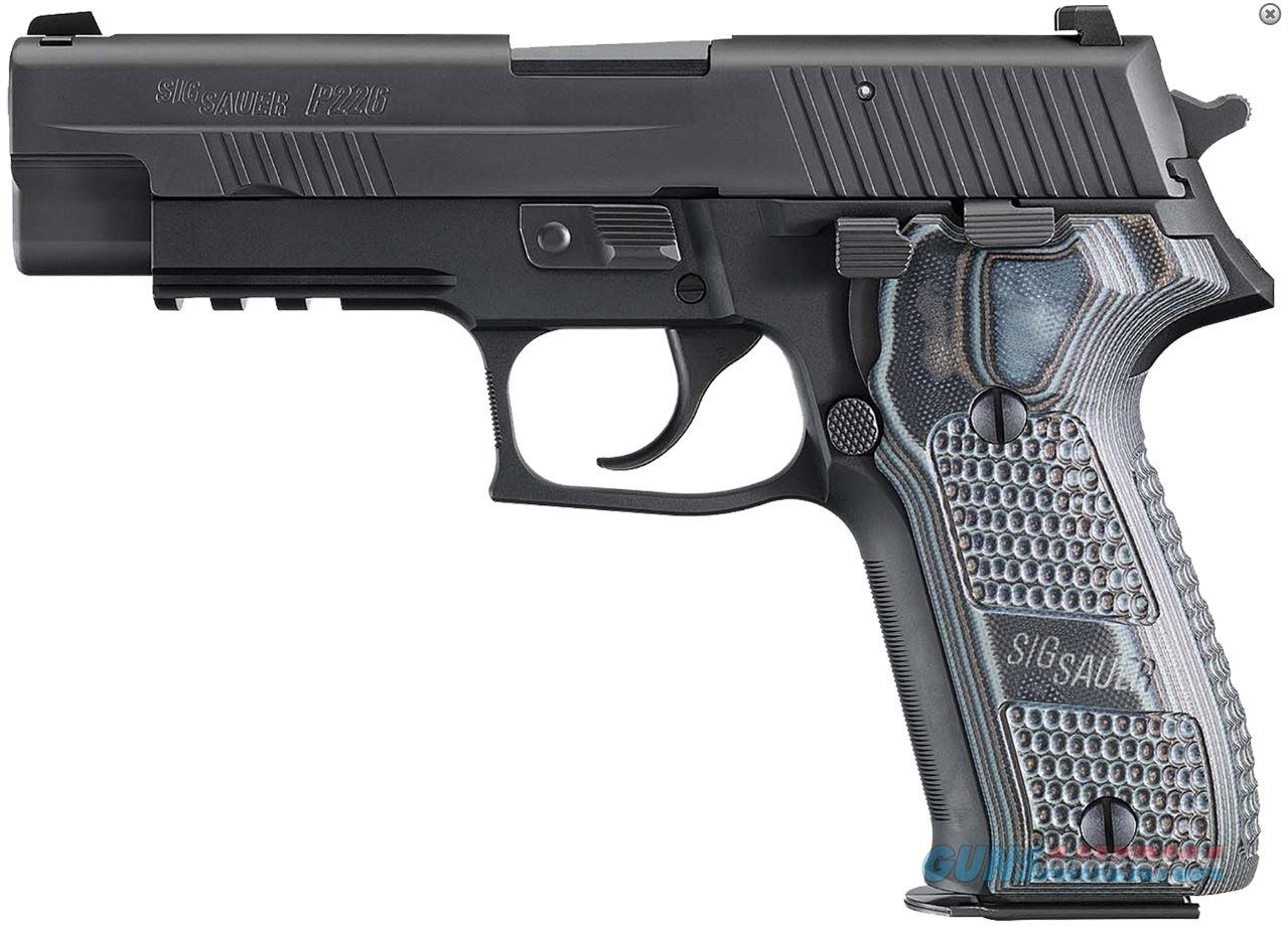 "Sig Sauer P226 Extreme *CA Compliant* 9mm 4.4"" 10+1 Night Sights - New in Case  Guns > Pistols > Sig - Sauer/Sigarms Pistols > P226"