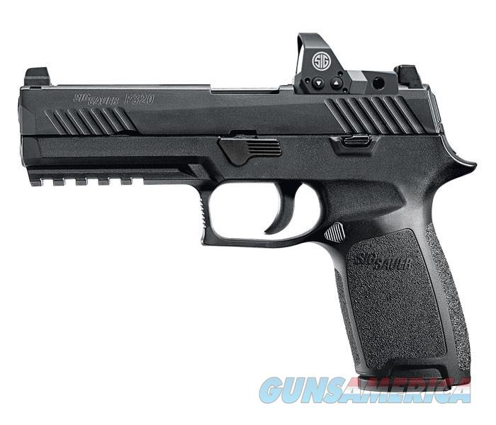"""Sig Sauer P320 RX Full Size 9mm 4.7"""" 17+1 - New in Case  Guns > Pistols > Sig - Sauer/Sigarms Pistols > P320"""