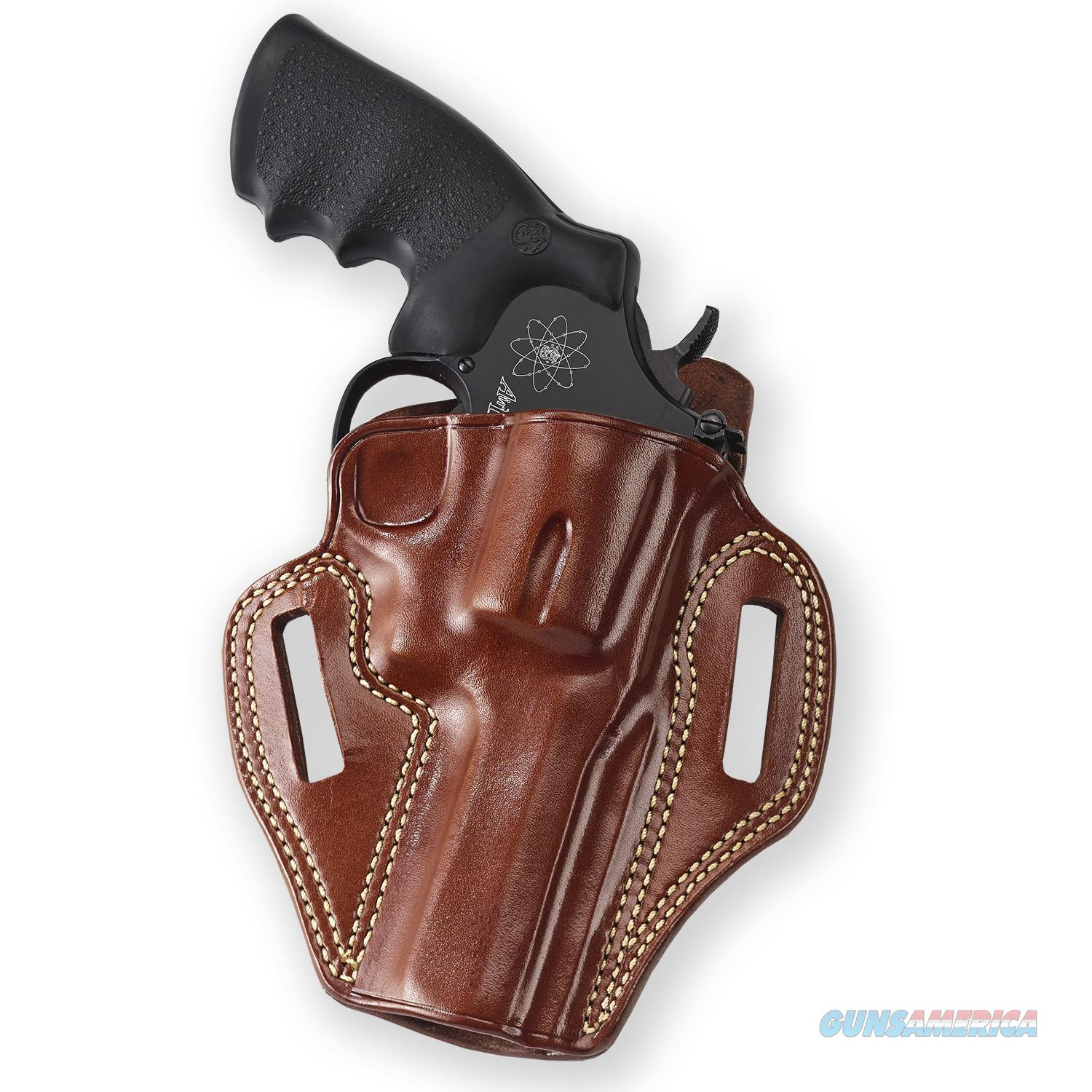 """Galco CM104 Combat Master Belt Holster – Smith & Wesson L-Frame 686 4""""  Non-Guns > Holsters and Gunleather > Revolver"""