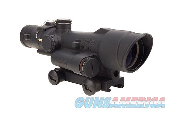 Trijicon ACOG® 3.5x35 Green LED Illuminated Scope, .223 Crosshair Reticle w/ TA51 Mount  Non-Guns > Scopes/Mounts/Rings & Optics > Tactical Scopes > Variable Recticle