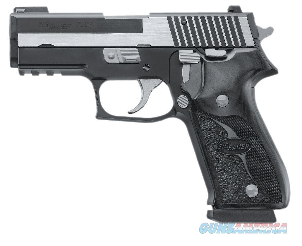 "Sig Sauer P220 Equinox *CA* 45 ACP 4.4"" 8+1 - New in Case  Guns > Pistols > Sig - Sauer/Sigarms Pistols > P220"
