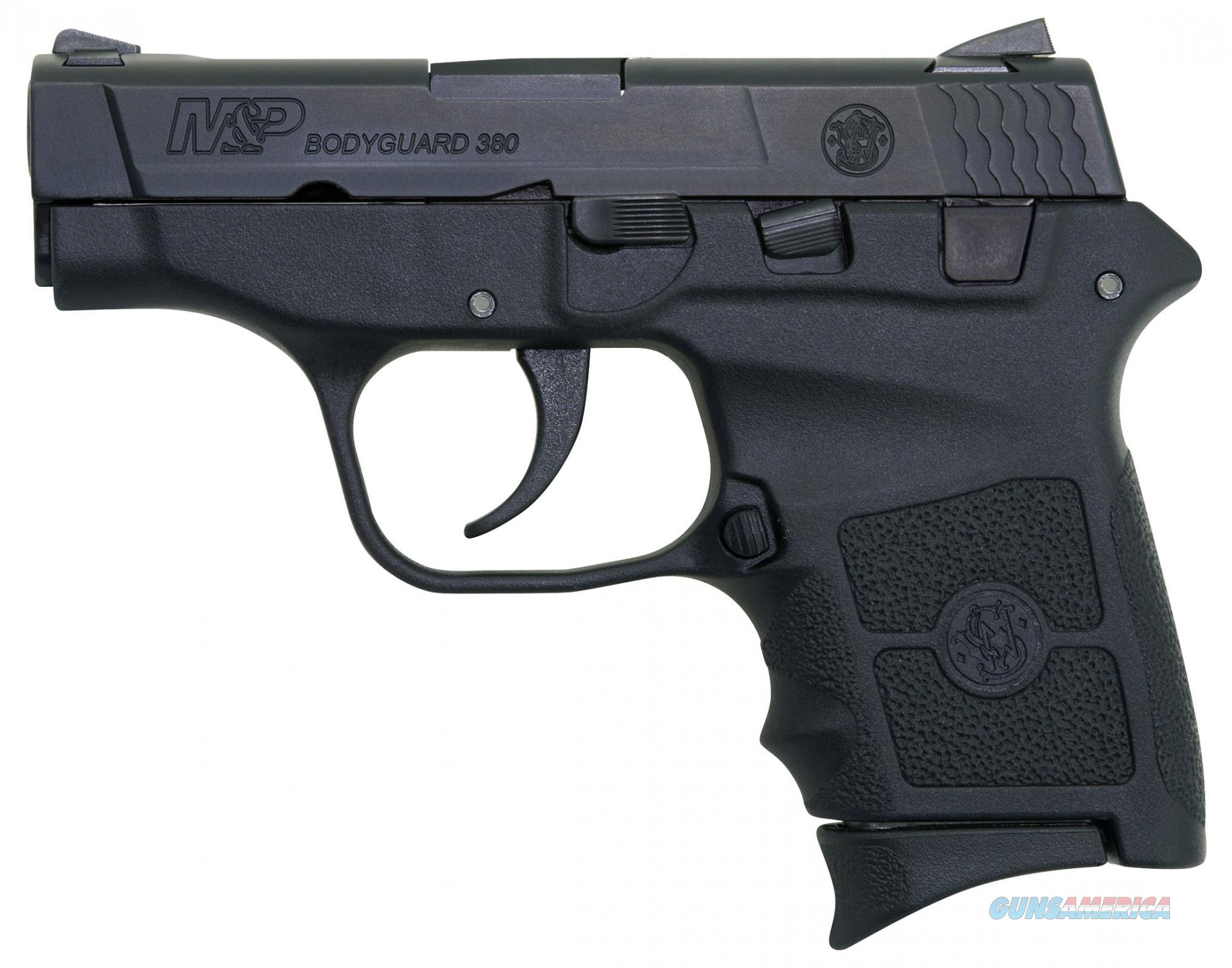 Smith & Wesson Bodyguard 380, No Thumb Safety - New in Box  Guns > Pistols > Smith & Wesson Pistols - Autos > Polymer Frame