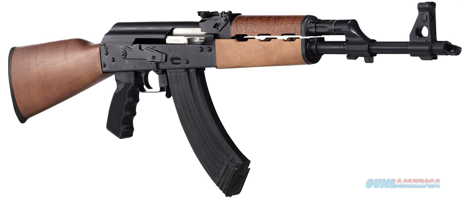 "CIA N-PAP AK-47 Semi-Auto 7.62X39 16.25"" 30+1 - New in Box  Guns > Rifles > AK-47 Rifles (and copies) > Full Stock"