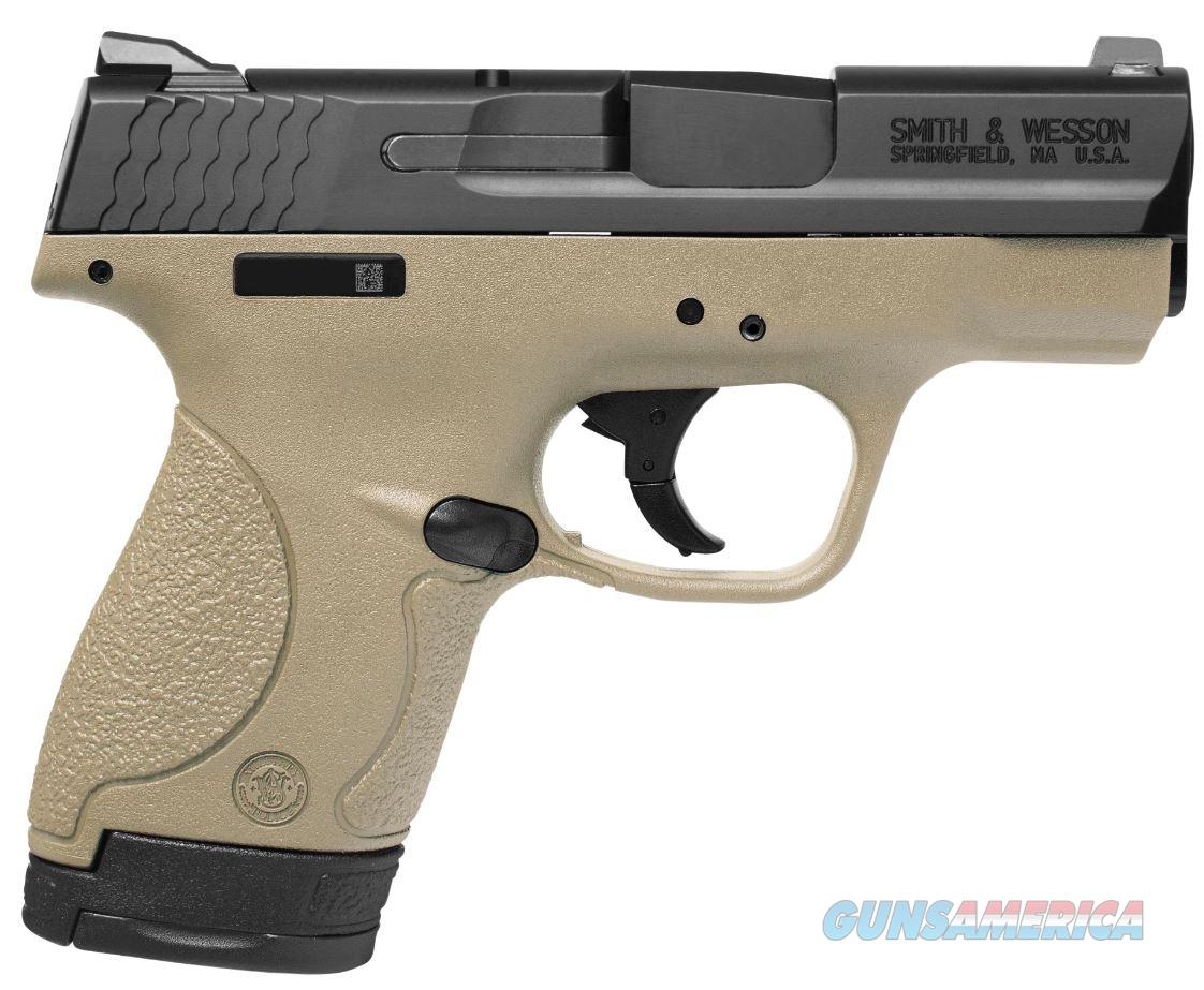 "Smith & Wesson 10303 M&P Shield 9mm 3.1"" 7+1/8+1, FDE - New in Box  Guns > Pistols > Smith & Wesson Pistols - Autos > Polymer Frame"