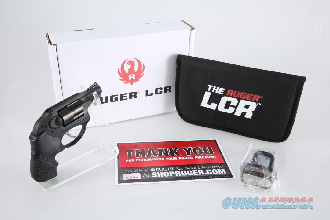 "Ruger LCR .357 Magnum 1.87"" 5 Shot - New in Box  Guns > Pistols > Ruger Double Action Revolver > LCR"