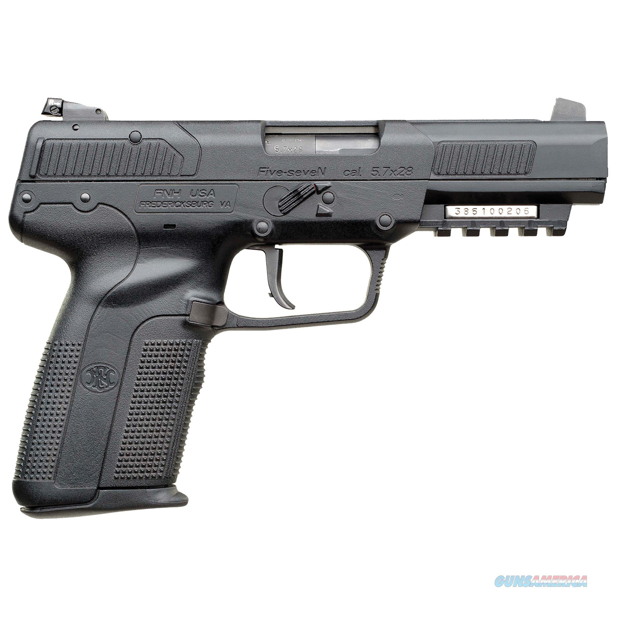 """FN Five-seveN 5.7mmX28mm 4.8"""" 20+1 - New in Case!  Guns > Pistols > FNH - Fabrique Nationale (FN) Pistols > FiveSeven"""