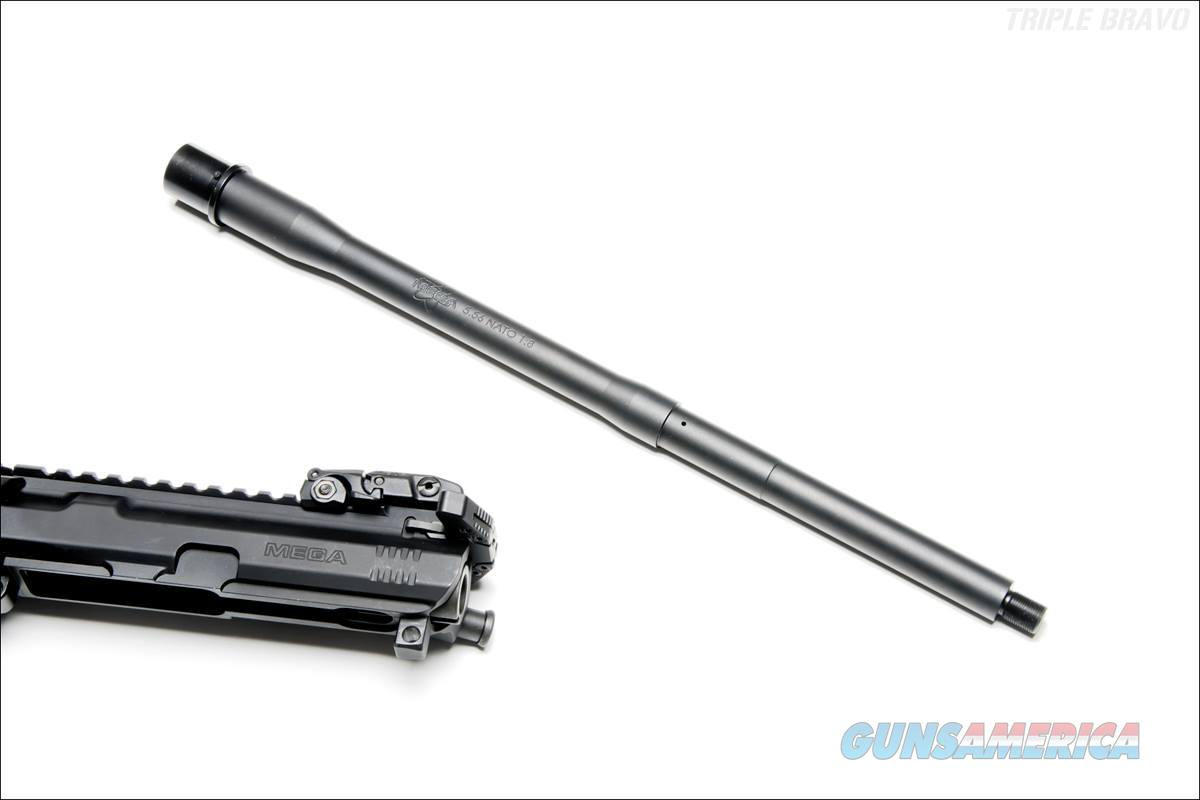 "Mega Arms 5.56 NATO SBR Barrel – 10.5"" - 25% off MSRP!  Non-Guns > Gun Parts > M16-AR15 > Upper Only"