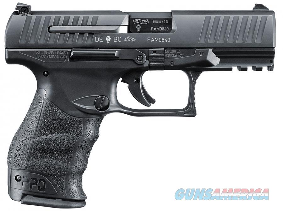 Walther Arms PPQ M2 9mm 4 inch - New in Box  Guns > Pistols > Walther Pistols > Post WWII > P99/PPQ