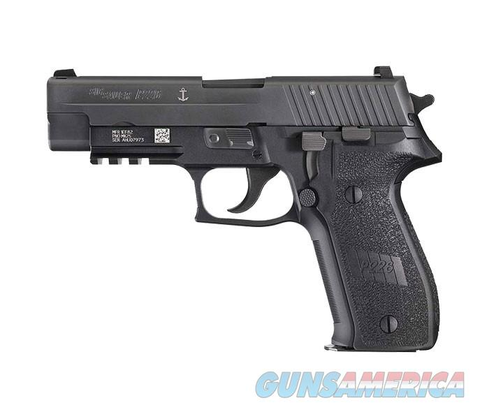 "Sig Sauer P226 MK25 9mm 4.4"" 15+1 - New in Box  Guns > Pistols > Sig - Sauer/Sigarms Pistols > P226"