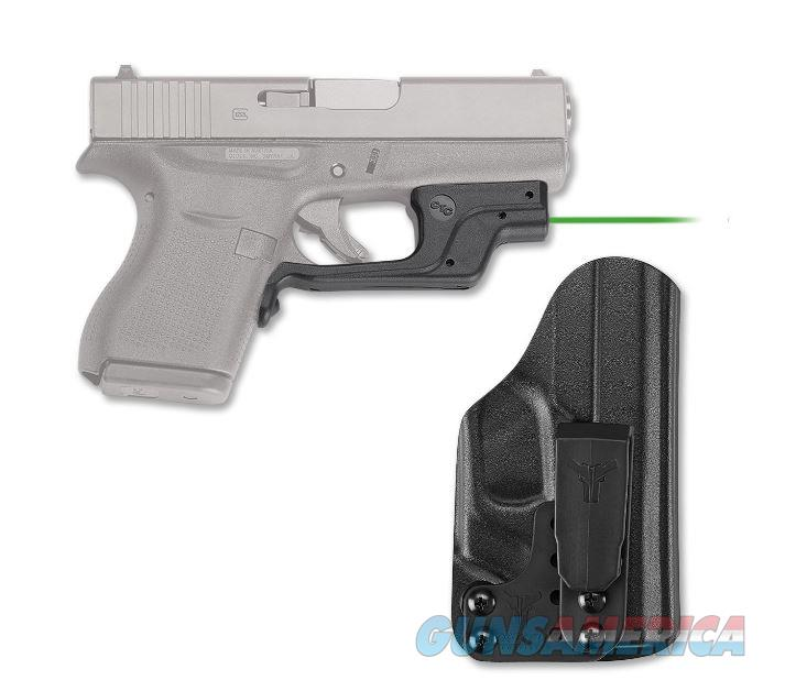 Crimson Trace Laserguard Glock 43 Green Laser w/Blade-Tech Holster  Non-Guns > Scopes/Mounts/Rings & Optics > Non-Scope Optics > Other