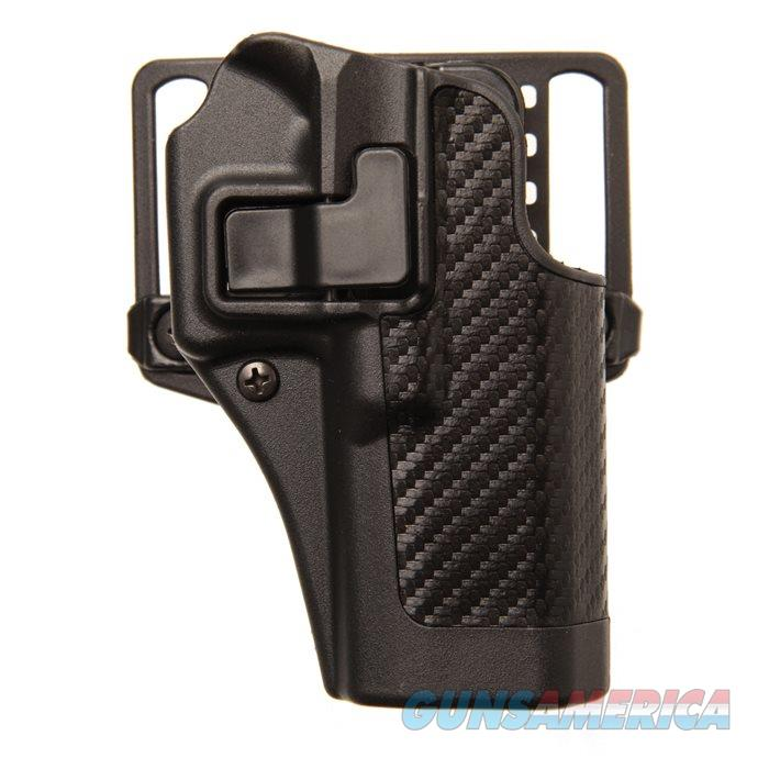BlackHawk 410031BK-R  SERPA® CQC® CONCEALMENT HOLSTER CARBON-FIBER FINISH - Springfield XD Sub-Compact  Non-Guns > Holsters and Gunleather > Concealed Carry