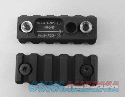 Mega Arms KeyMod 5 Slot Rail - 25% off MSRP!  Non-Guns > Gun Parts > M16-AR15 > Upper Only