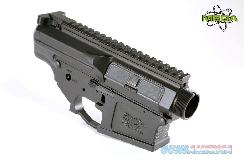 Mega Arms Billet MATEN .308 Upper and Lower Set - 25% off MSRP!  Guns > Rifles > AR-15 Rifles - Small Manufacturers > Lower Only