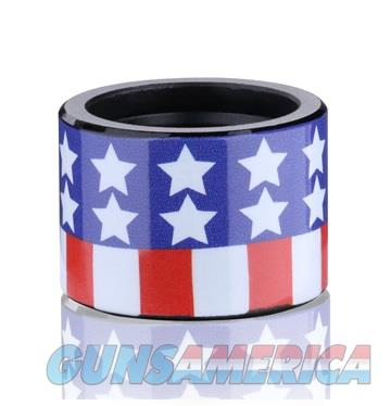 Backup Tactical Custom CNC Machined Thread Protectors – American Flag  Non-Guns > Gun Parts > Misc > Pistols