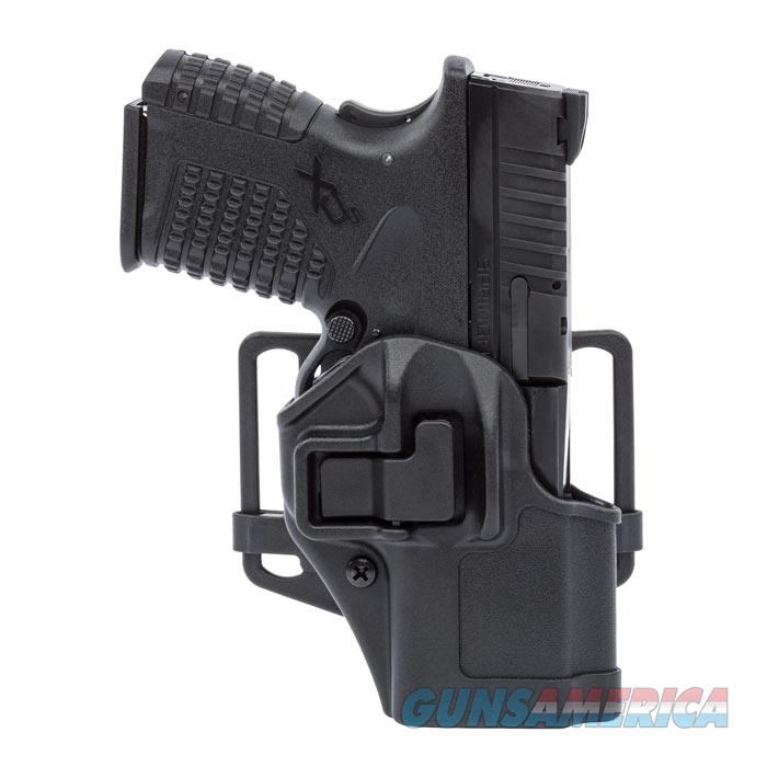 """BlackHawk 410565BK-R  SERPA® CQC® CONCEALMENT HOLSTER MATTE FINISH – Springfield XD-S 3.3""""  Non-Guns > Holsters and Gunleather > Concealed Carry"""