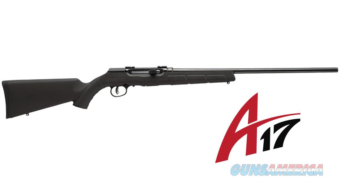 Savage A17 17 HMR Rimfire Autoloader Rifle  Guns > Rifles > Savage Rifles > Other