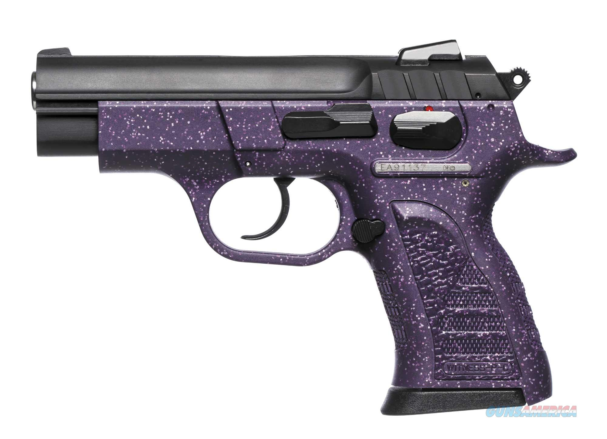 Witness Pavona Polymer Compact 9mm Pistol - Imperial  Guns > Pistols > EAA Pistols > Other