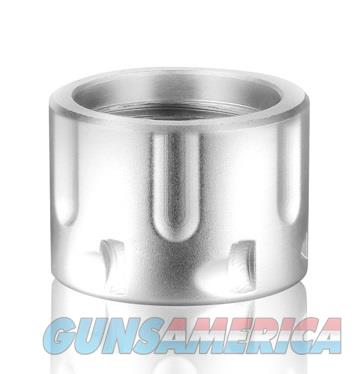 Backup Tactical Custom CNC Machined Thread Protectors – Revolver Cylinder - Silver  Non-Guns > Gun Parts > Misc > Pistols