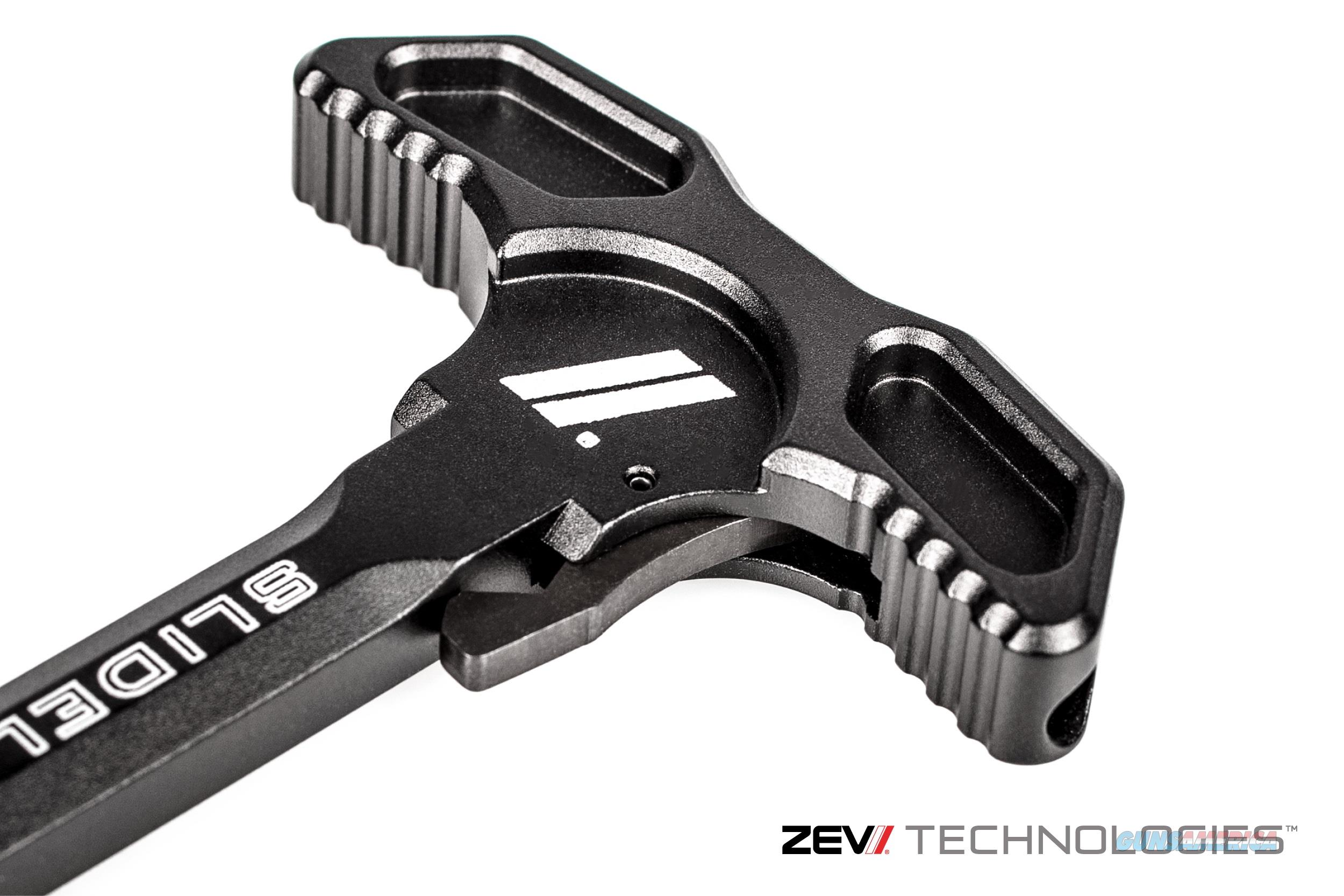 ZEV Technologies Large Frame (AR10/.308) Slide Lock Charging Handle  Non-Guns > Gun Parts > M16-AR15 > Upper Only