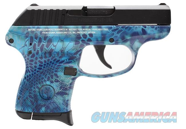 Ruger LCP 380ACP Pistol – Kryptek Pontus Camo - New in Box  Guns > Pistols > Ruger Semi-Auto Pistols > LCP