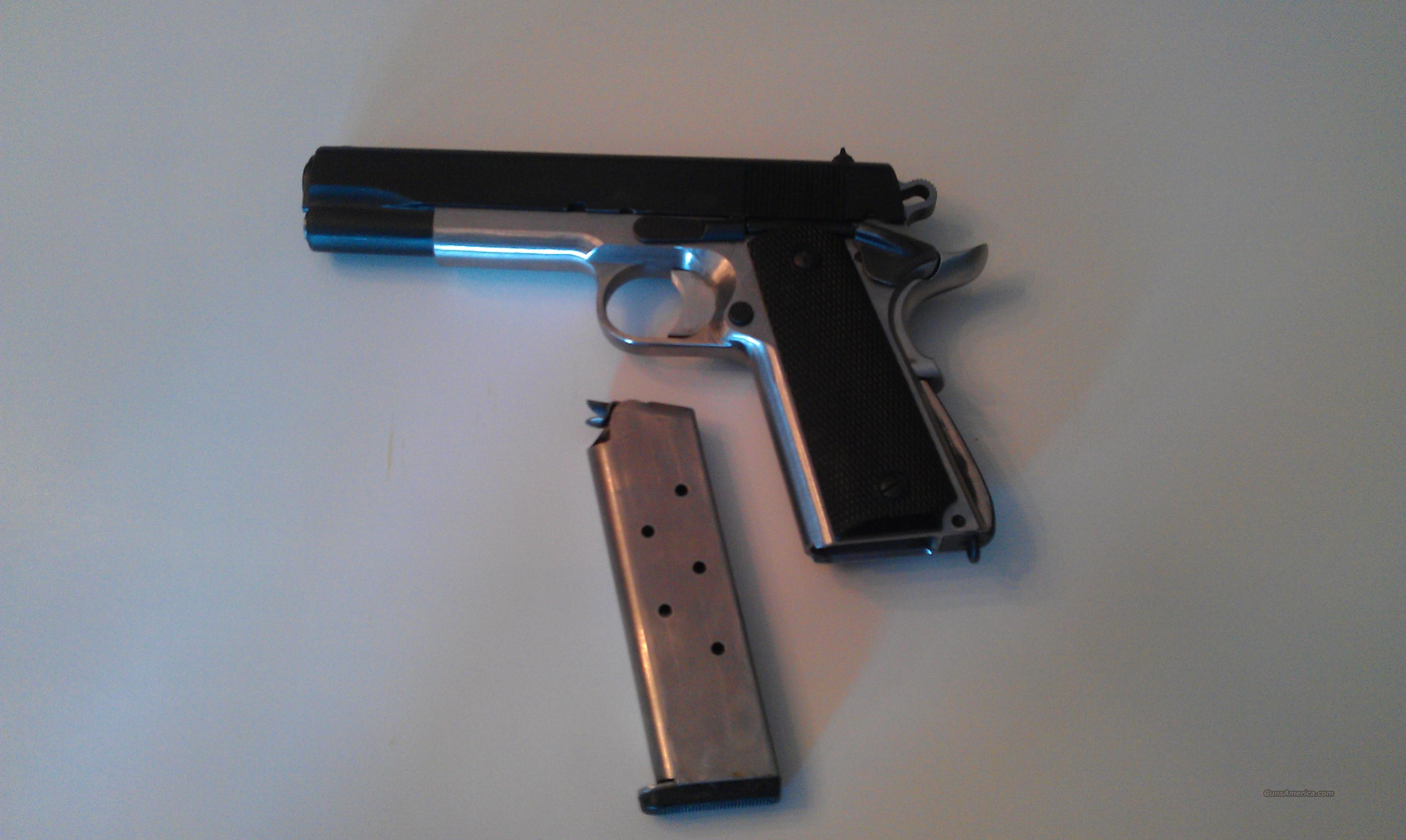 1911 Standard Military Issue  Guns > Pistols > 1911 Pistol Copies (non-Colt)