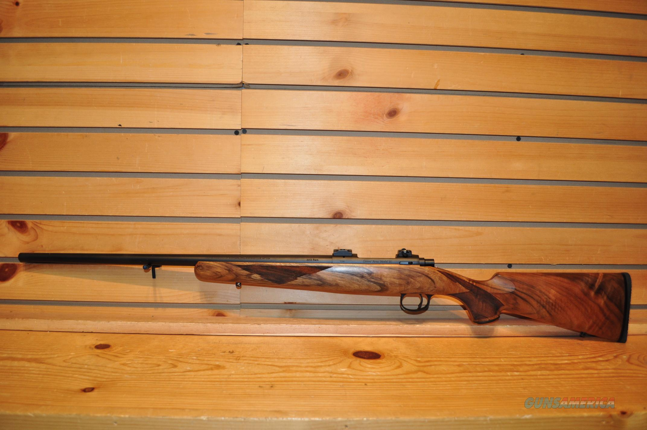 Cooper Model 21 Classic 223 unfired  Guns > Rifles > Cooper Arms Rifles