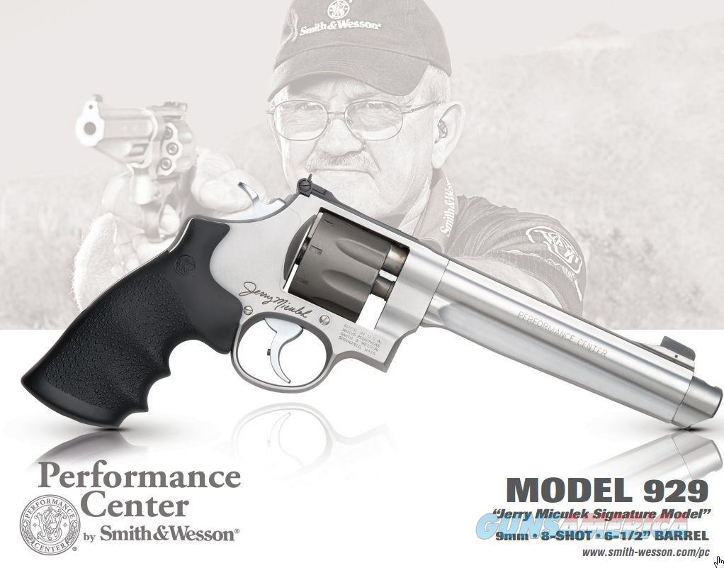 Smith and Wesson 929 Performance Center  Guns > Pistols > Smith & Wesson Revolvers > Performance Center