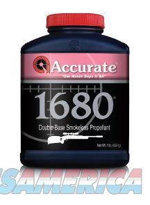 Accurate 1680 Rifle Powder 1# Container  Non-Guns > Reloading > Components > Other