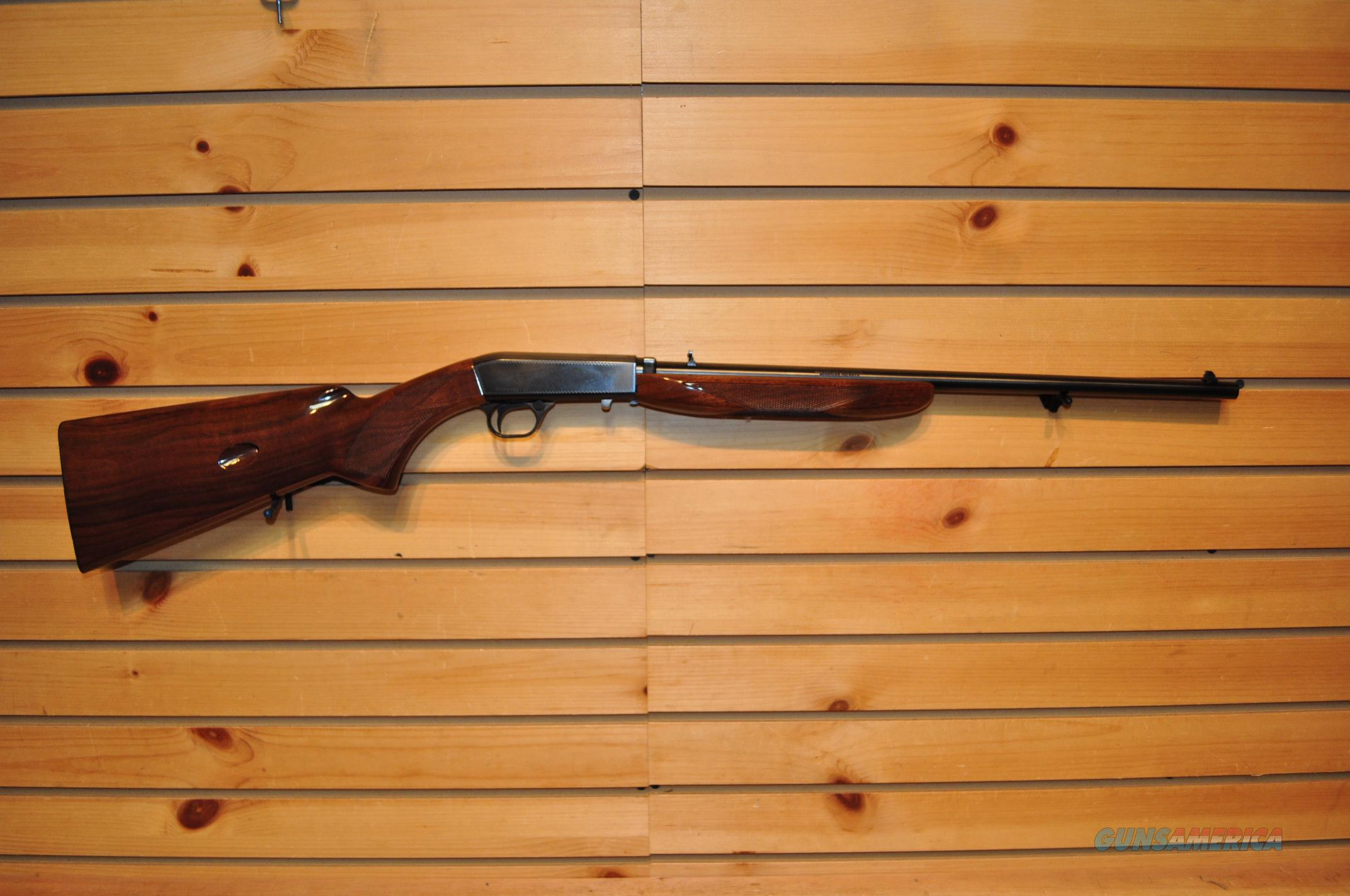 Browning Auto 22 Engraved  Guns > Rifles > Browning Rifles > Semi Auto > Hunting