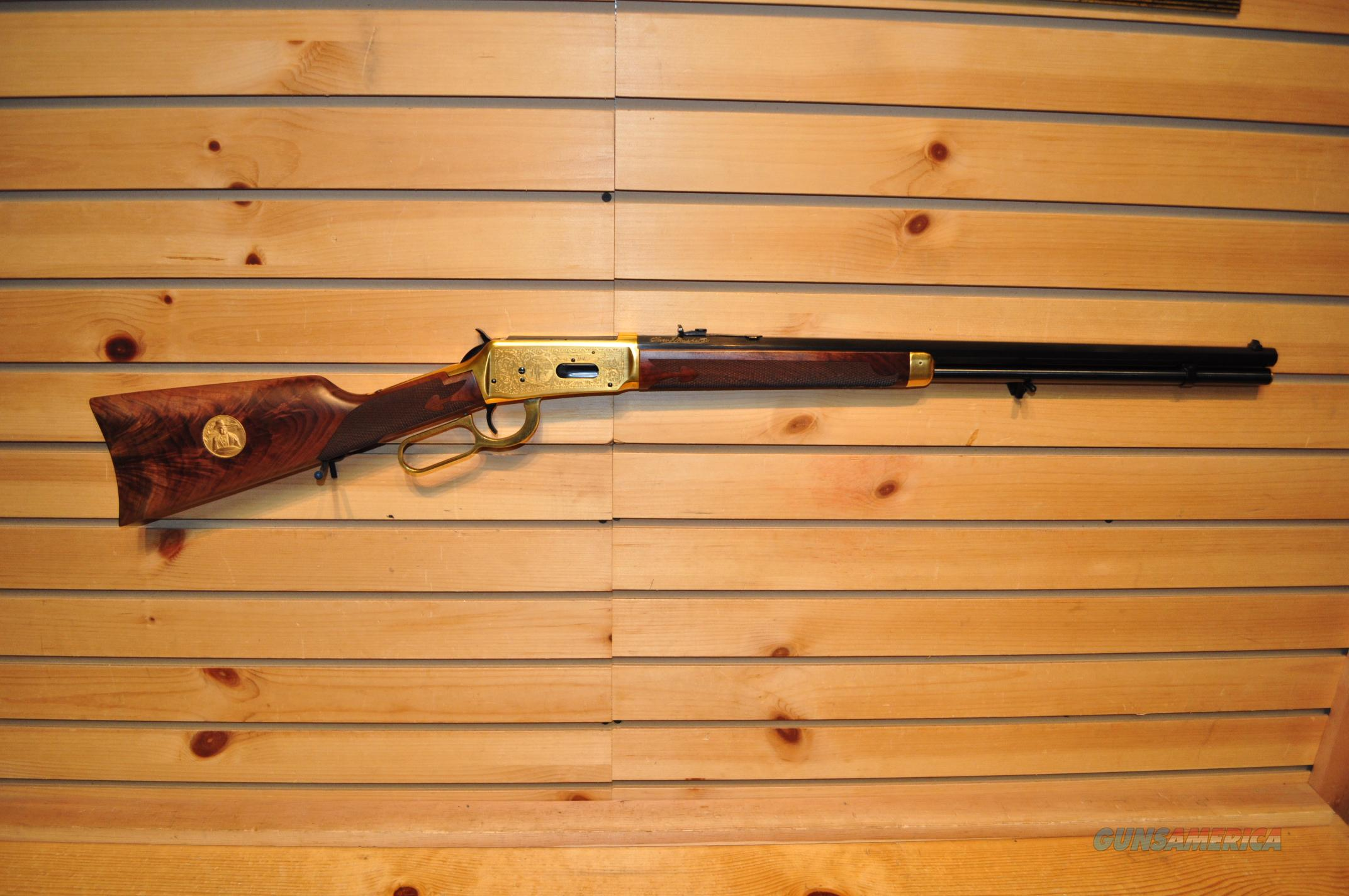 Winchester 94 Oliver Winchester Commemorative 38-55 w/box  Guns > Rifles > Winchester Rifles - Modern Lever > Model 94 > Post-64