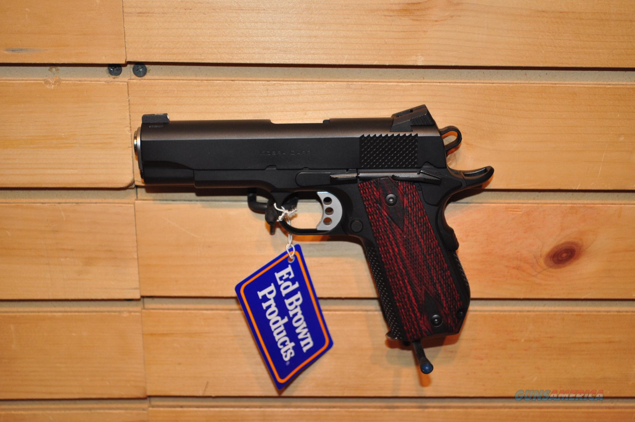 Ed Brown Kobra Carry Gen 4 FREE SHIPPING + 3% NRA Discount  Guns > Pistols > Ed Brown Pistols
