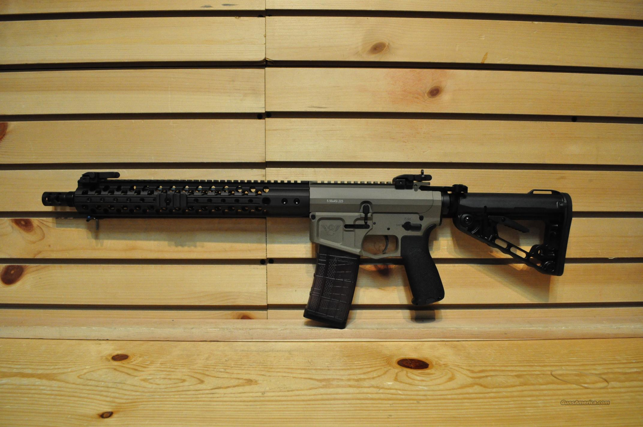 Wilson Combat Recon Tactical SR Billet Upgrade  Guns > Rifles > AR-15 Rifles - Small Manufacturers > Complete Rifle